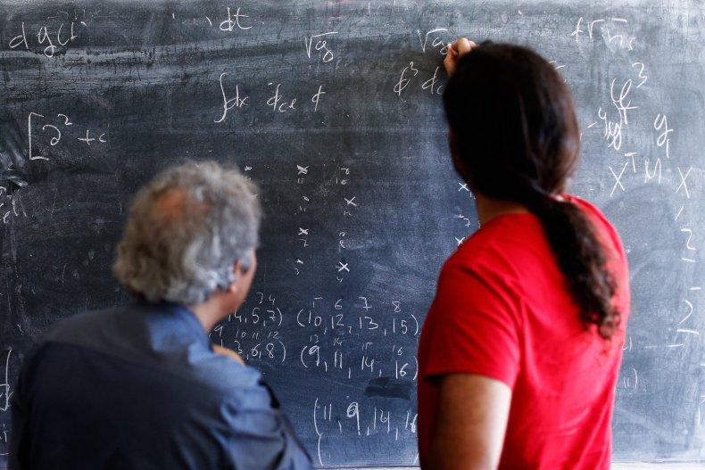 Teaching math in the classroom
