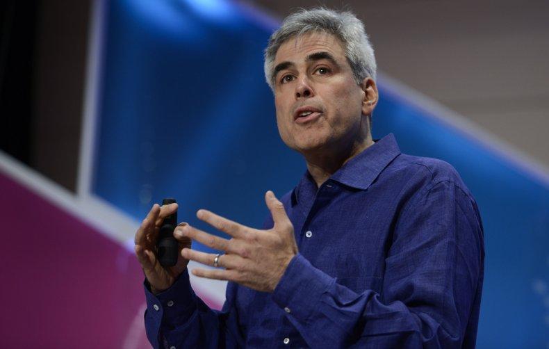 Jonathan Haidt speaks during the Aspen Ideas