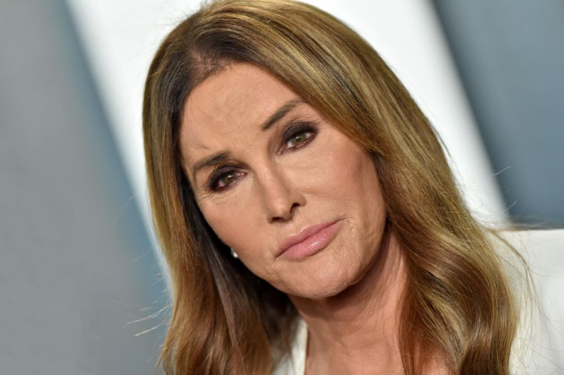 Republican California Governor Candidate Caitlyn Jenner