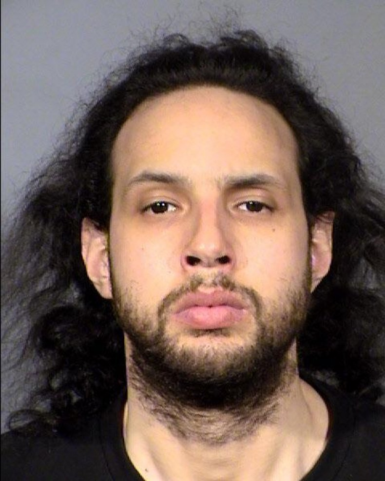 Omar Delaney Arrest Rape