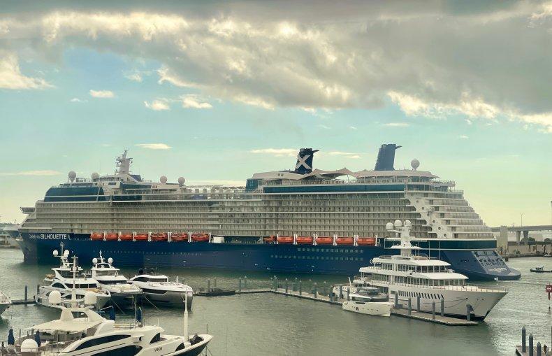 Royal Caribbean cruise ship Miami 2021
