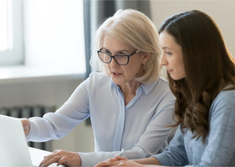 Older affluent women are twice as likely to pay for an advisor