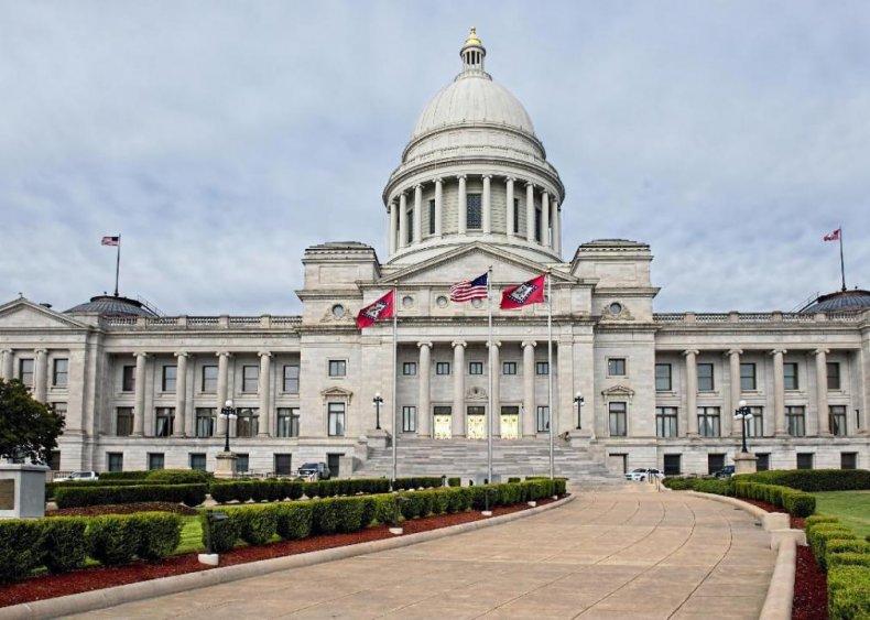 #44. Arkansas