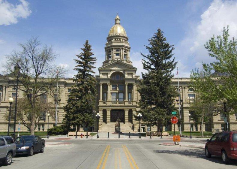 #31. Wyoming