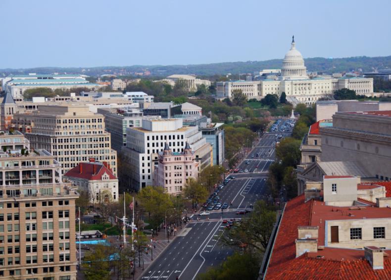 #28. Washington D.C.