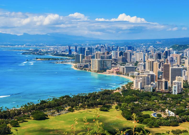 #1. Hawaii