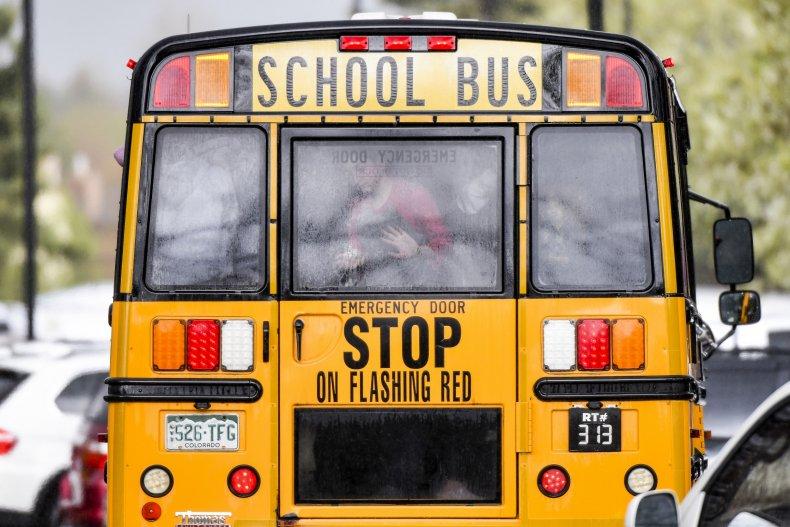 Fort Jackson trainee hijacks school bus