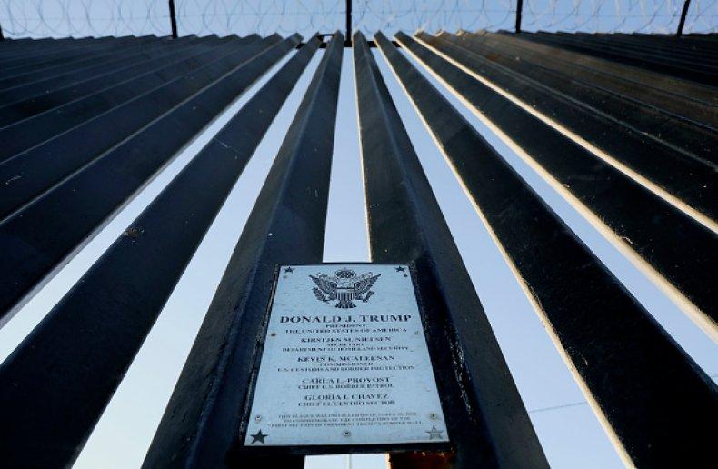 Border Wall Brian Kolfage Bannon Indictment Fraud