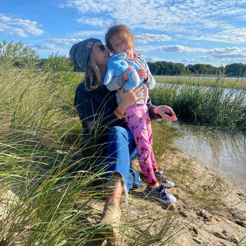 Motherhood, Mother, co-parenting, daughter