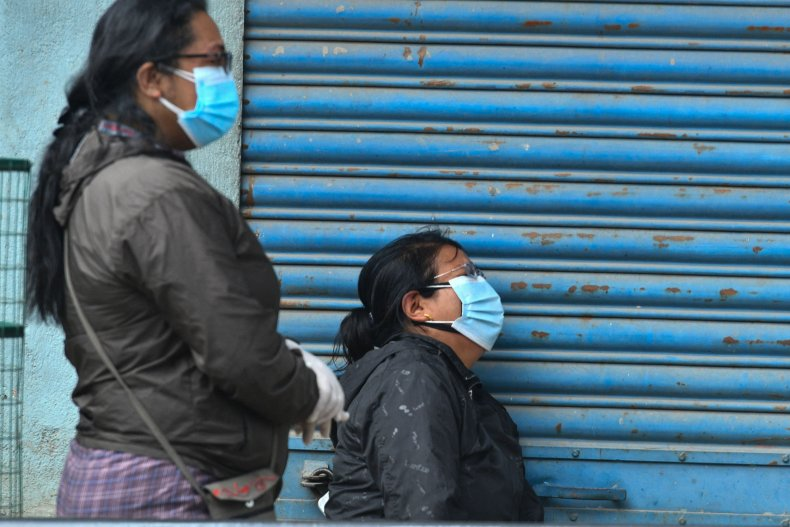 COVID-19 in Nepal