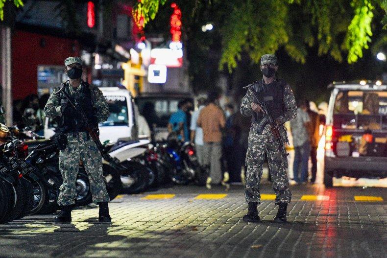 Maldives Terror Attack