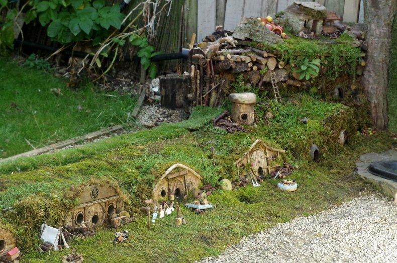 Mouse village