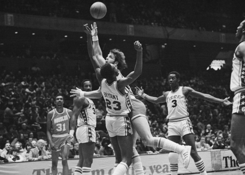 1970s and 1980s: An NBA lineage