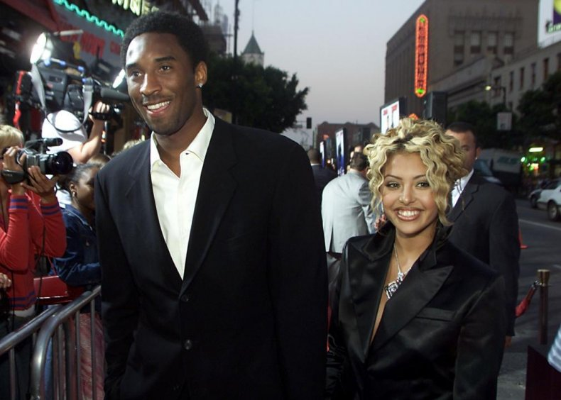 1999: Bryant meets his future wife