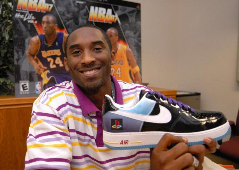 2003: Partnership with Nike