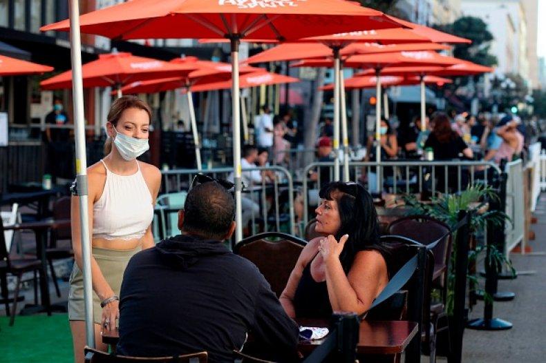 San Diego Restaurant Workers Unemployment Jobs Shortage