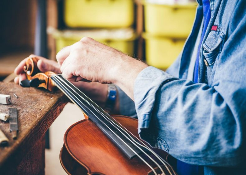 #83. Musical Instrument Repairers and Tuners