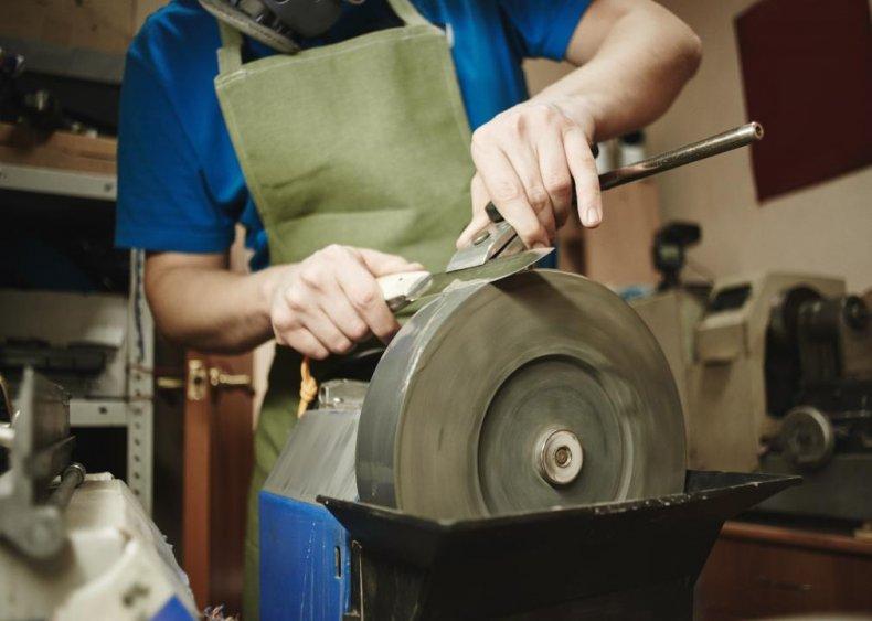 #71. Tool Grinders, Filers, and Sharpeners