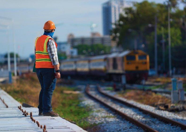#54. Rail Yard Engineers, Dinkey Operators, and Hostlers