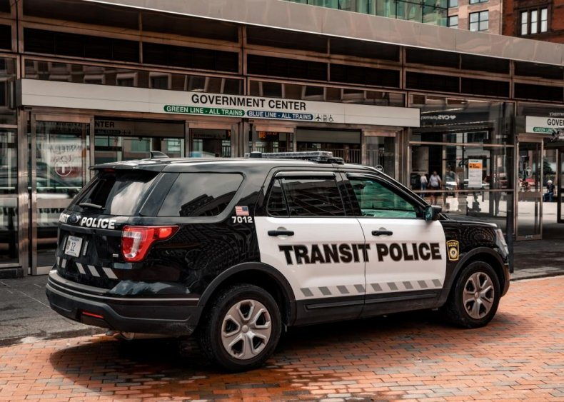 #44. Transit and Railroad Police