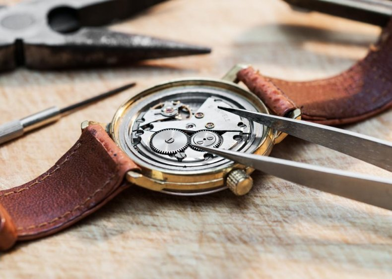 #22. Watch and Clock Repairers