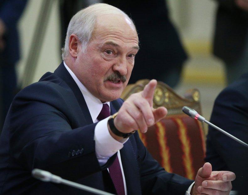 belarus lukashenko election early united states