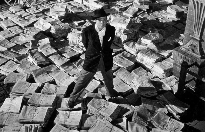 Orsen Welles