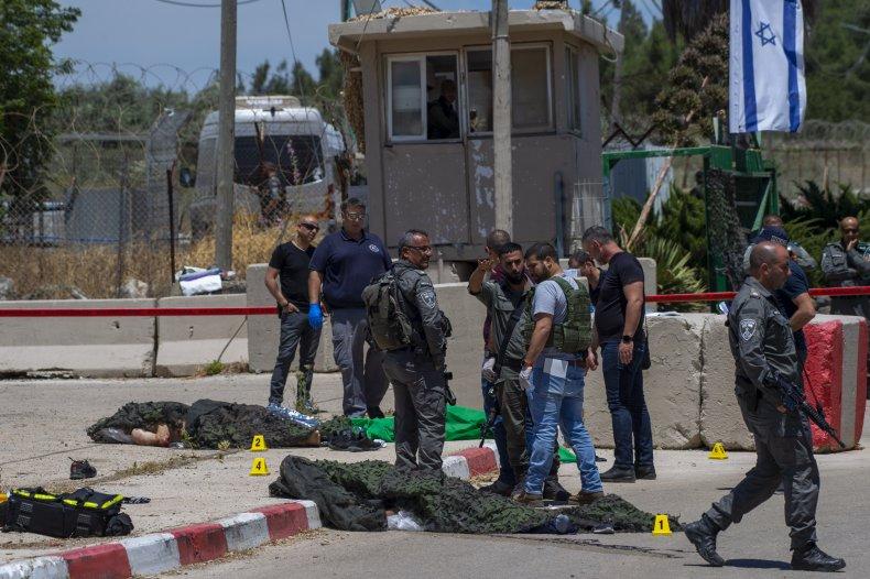 Two Palestinian Gunmen Killed