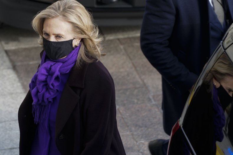 Hillary Clinton Kuru Conspiracy Theory Cirsten Weldon