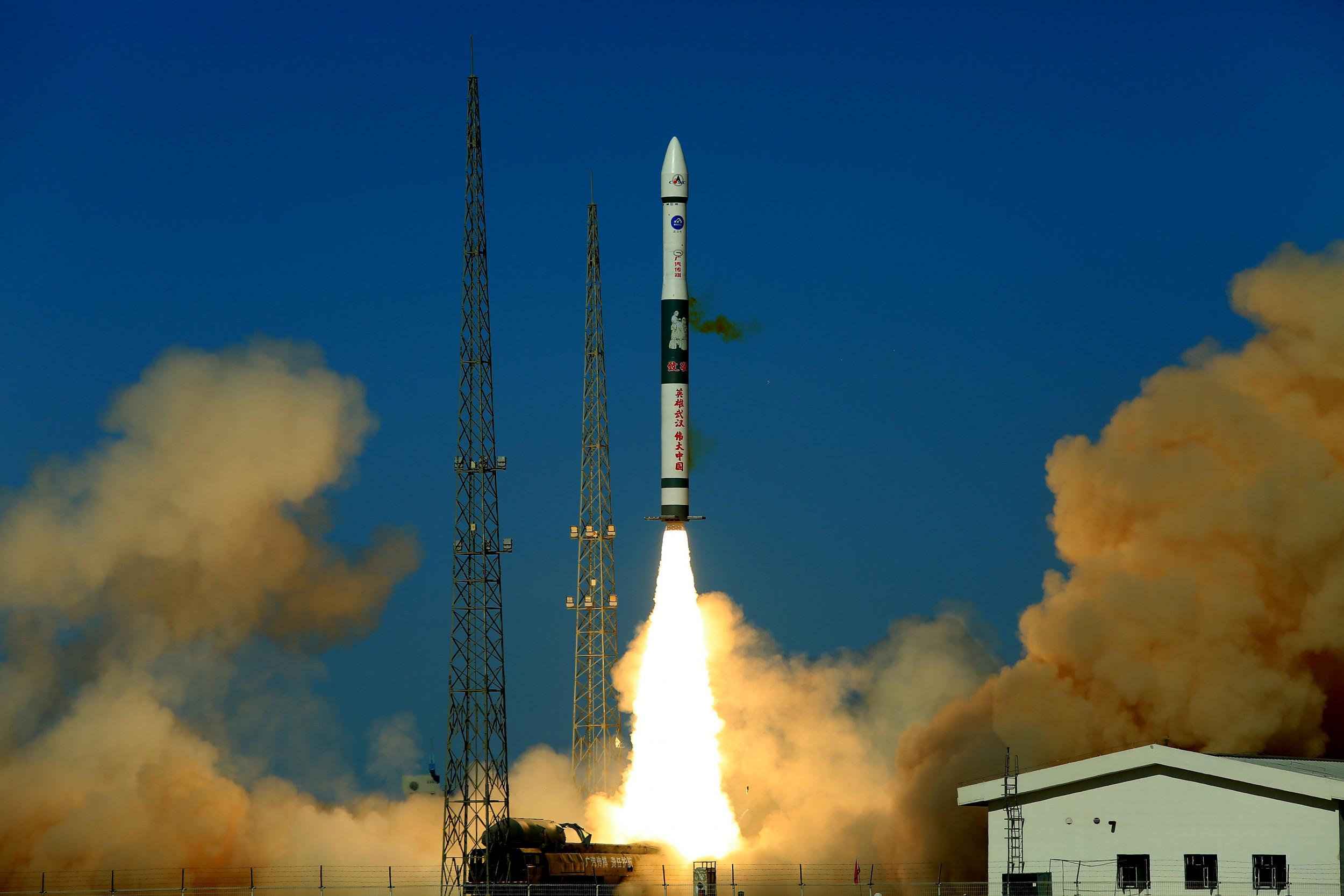 chinese rocket - photo #2