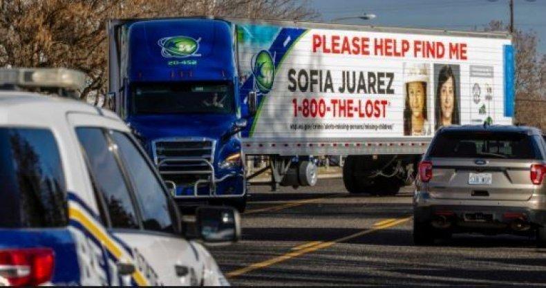 Sofia Juarez missing person picture