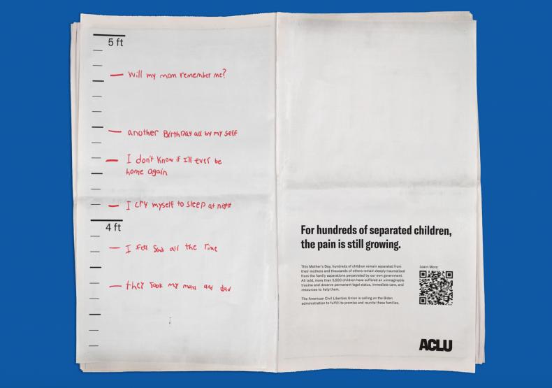 ACLU Ad