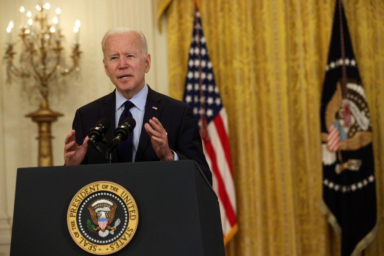 Joe Biden stimulus checks petition