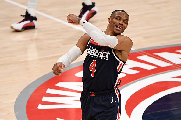 Russell Westbrook Ties NBA Mark Unattainable by Magic, Bird or Other Greats