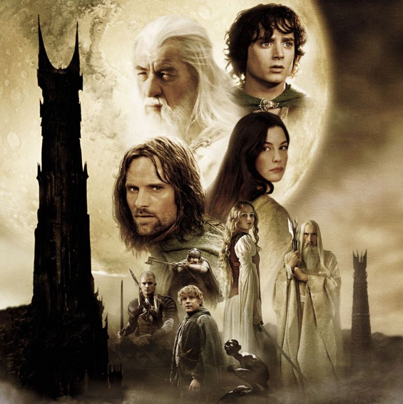 The Lord of the Rings: The Two