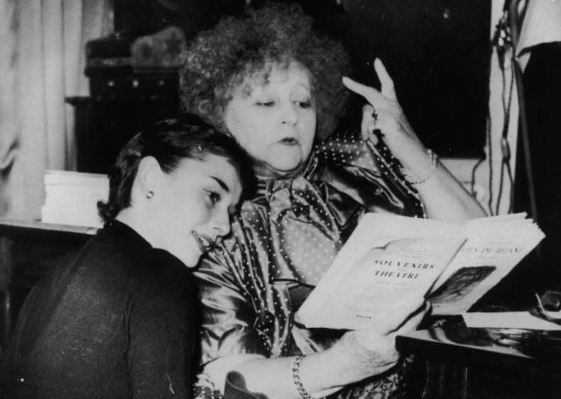 1951: Tapped for 'Gigi'