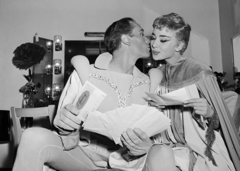 1954: Award-winning Broadway role