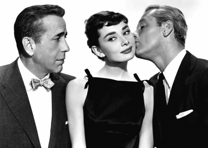 1954: 'Sabrina' with Bogart and Holden