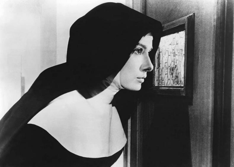 1959: Oscar nod for nun