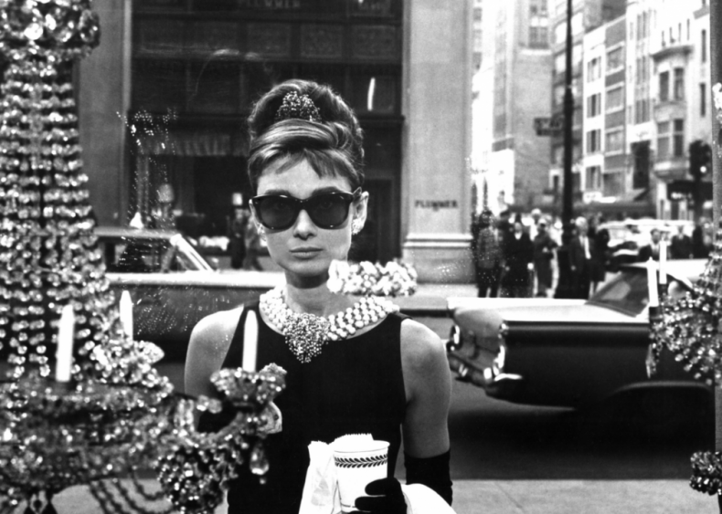 1961: Golightly lights up the screen