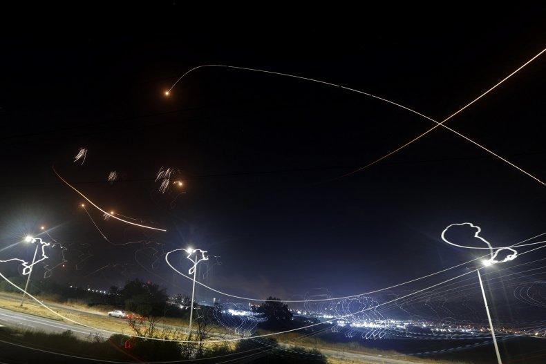 israel, palestinian, unrest, rocket, attack, ashkelon