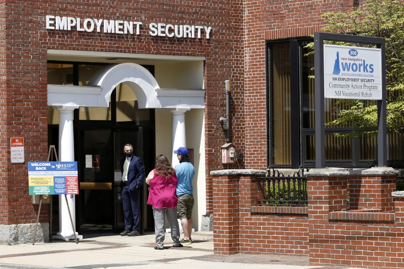 New Hampshire Works Employment Security Job Center