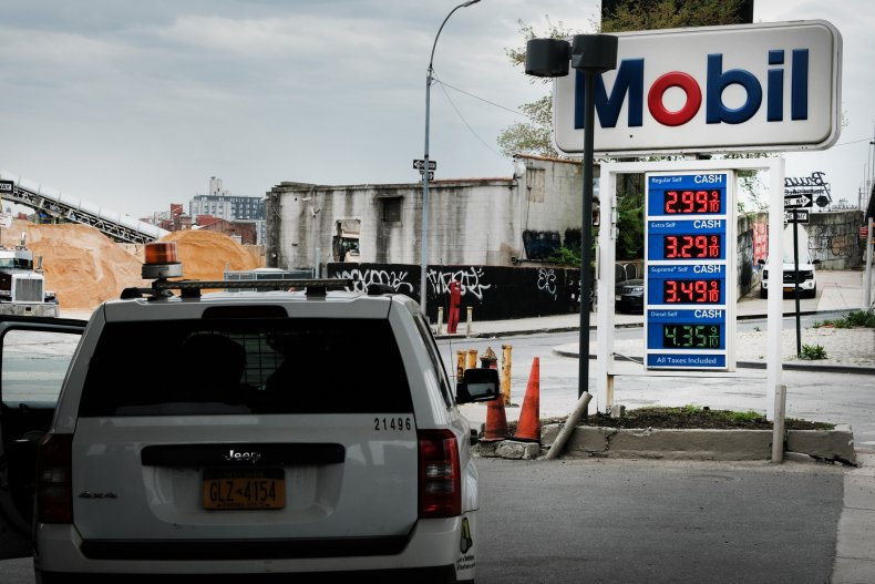 Colonial Pipeline North Carolina Hacker Gas Prices
