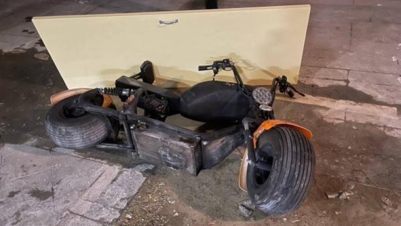 5 Burned As Electric Bike Battery Explodes