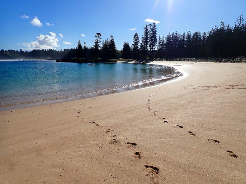 Emily Bay Norfolk Island