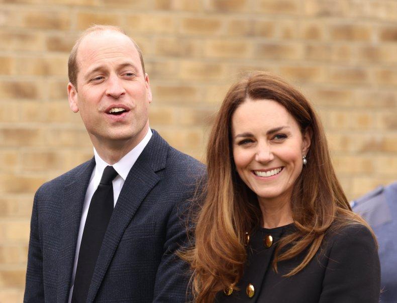 Prince William, Kate Middleton Mourn Prince Philip
