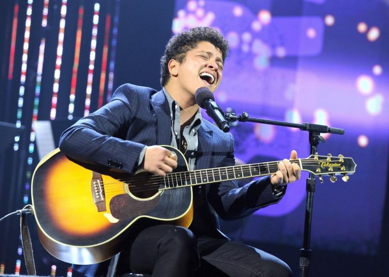 #38. 'Just The Way You Are' by Bruno Mars