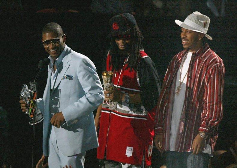 #36. 'Yeah!' by Usher feat. Lil Jon & Ludacris