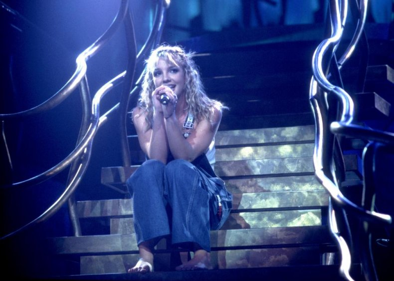 #25. '...Baby One More Time' by Britney Spears