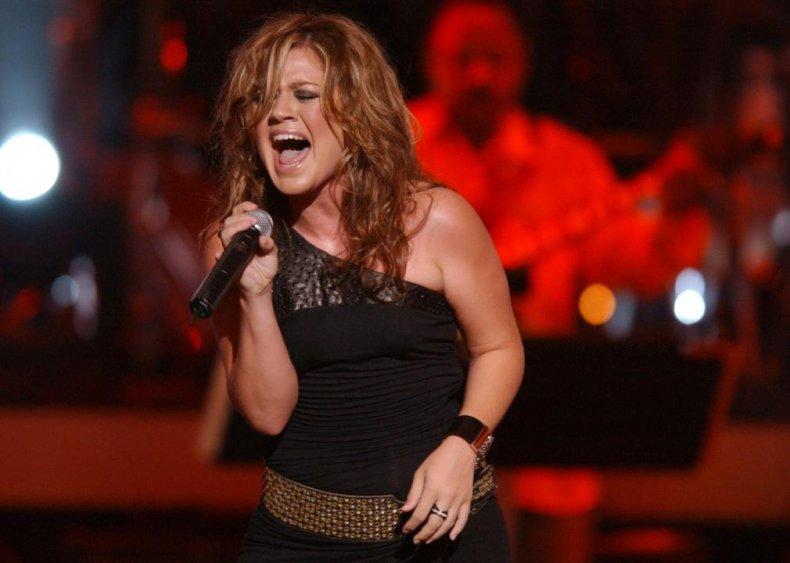 #24. 'Since U Been Gone' by Kelly Clarkson